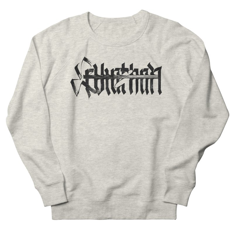 Leviathan Black Men's Sweatshirt by pltnk