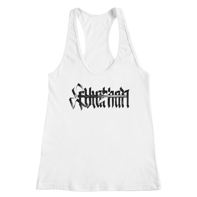 Leviathan Black Women's Tank by pltnk