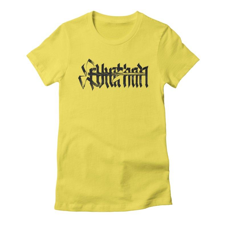 Leviathan Black Women's T-Shirt by pltnk