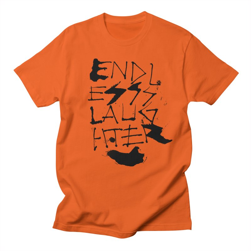 Endless Slaughter Men's T-Shirt by pltnk