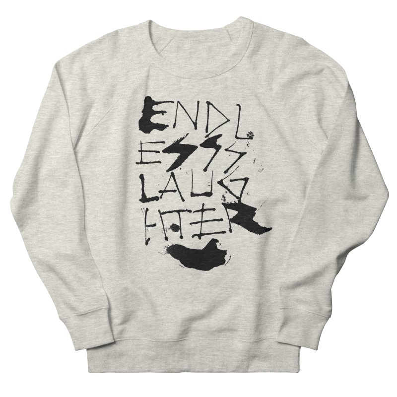 Endless Slaughter Men's Sweatshirt by pltnk