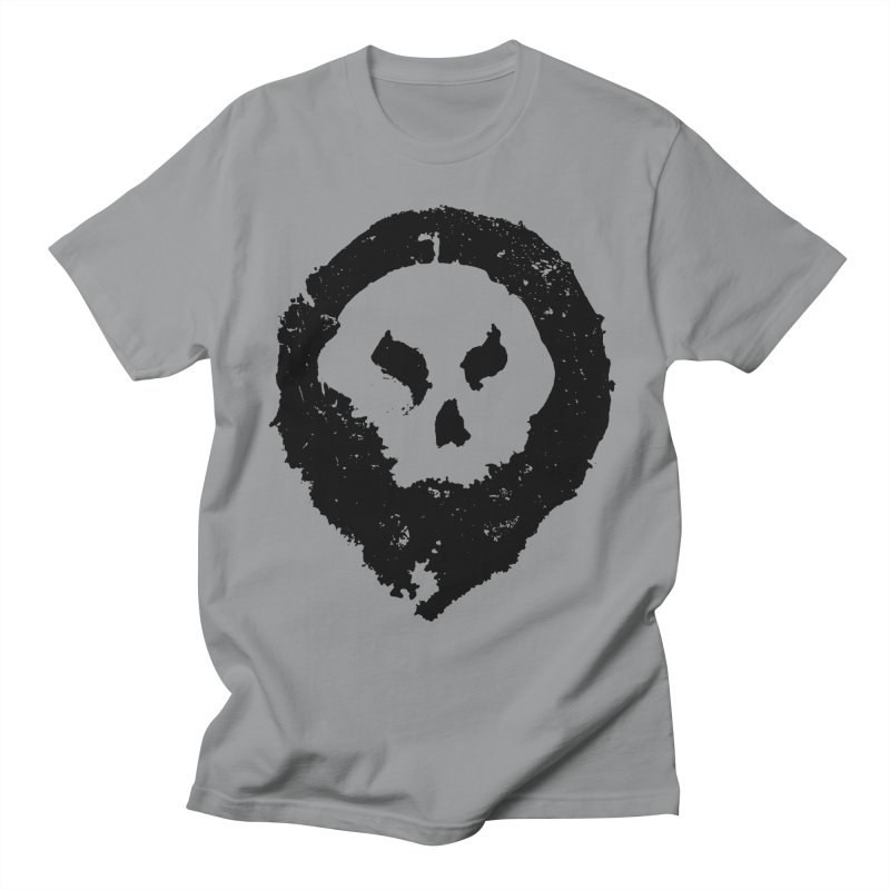 Skull Men's T-Shirt by pltnk