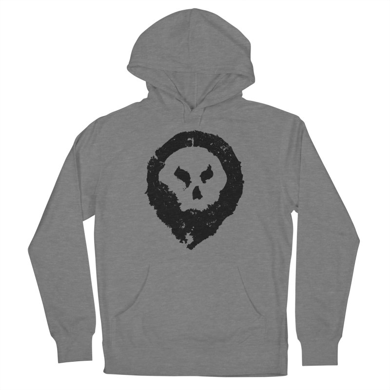 Skull Women's Pullover Hoody by pltnk