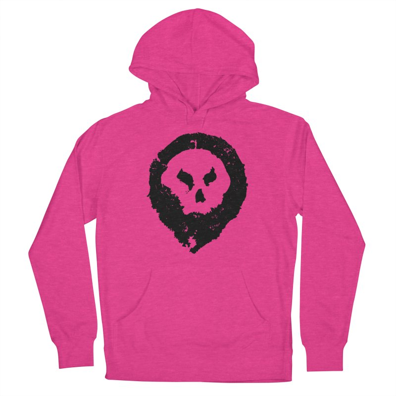 Skull Men's Pullover Hoody by pltnk