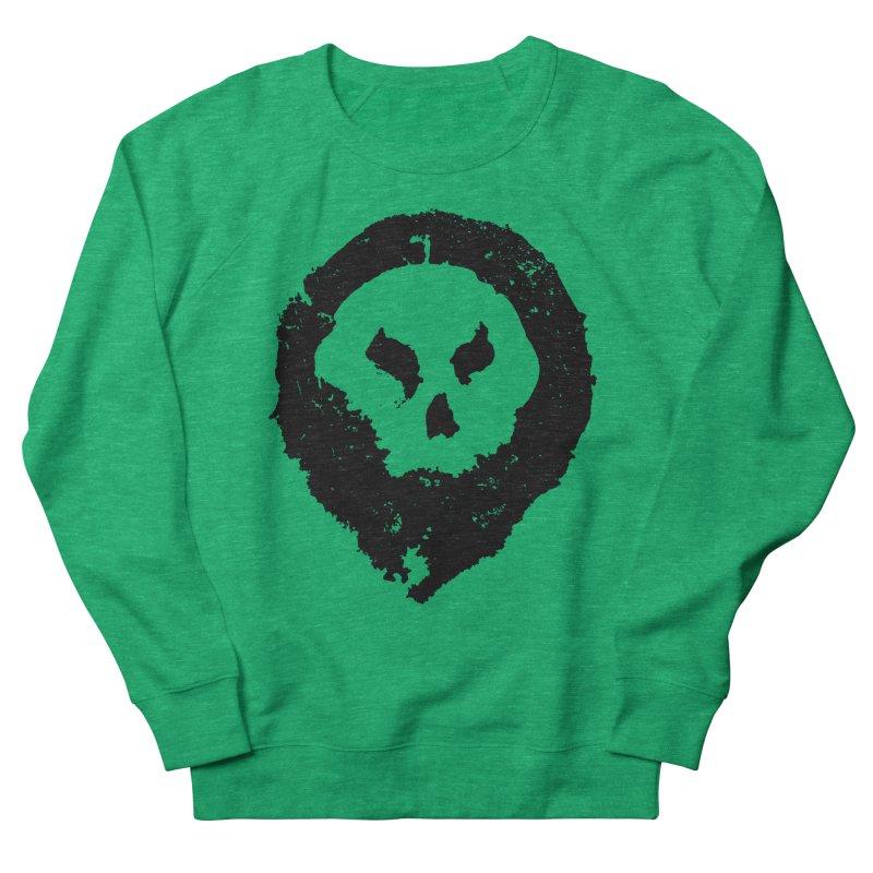 Skull Women's Sweatshirt by pltnk