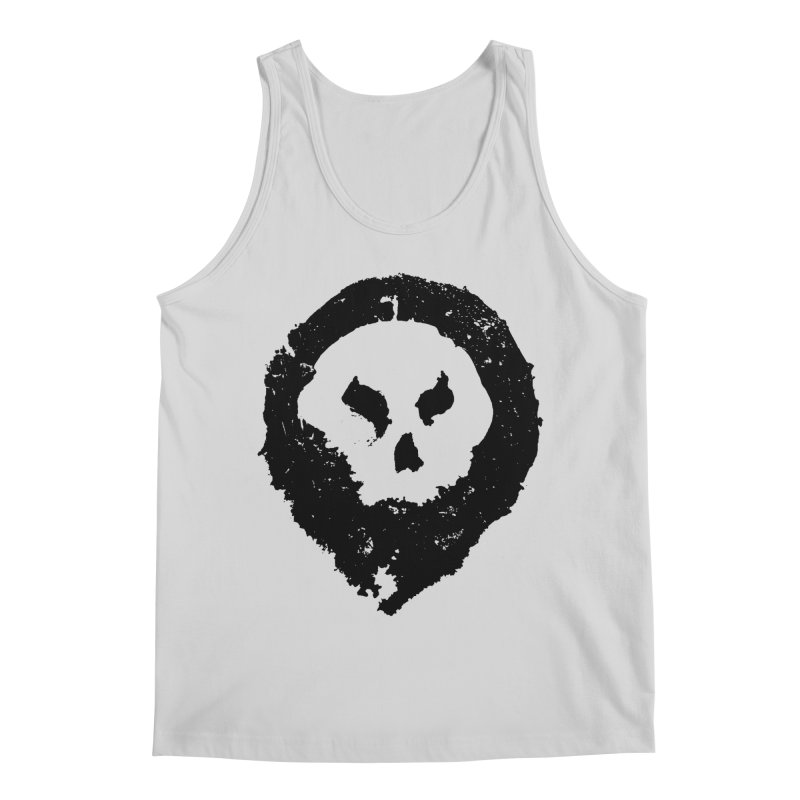 Skull Men's Tank by pltnk