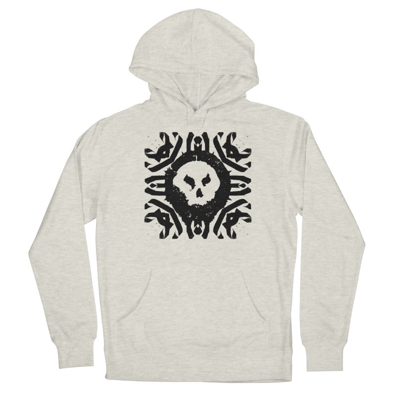Skull 2 Men's Pullover Hoody by pltnk