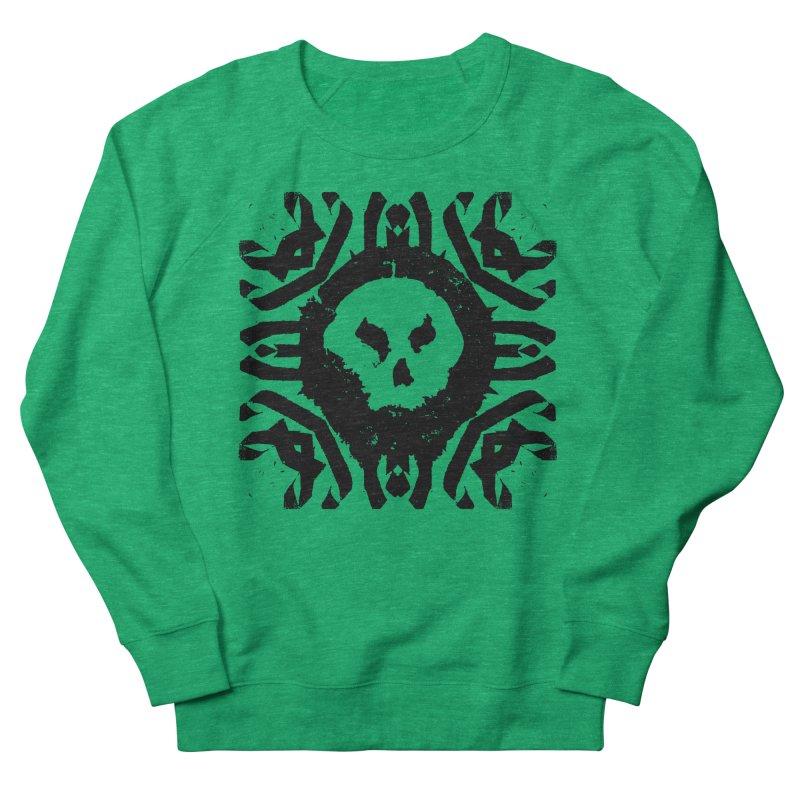 Skull 2 Women's Sweatshirt by pltnk