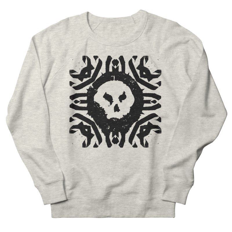 Skull 2 Men's Sweatshirt by pltnk