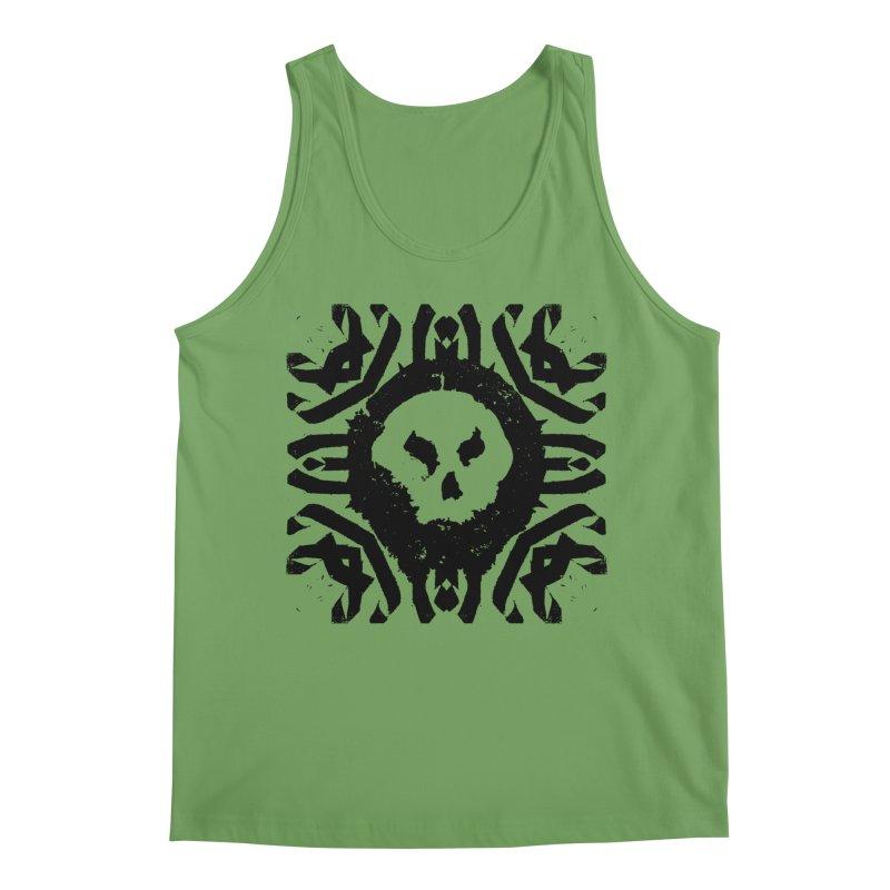 Skull 2 Men's Tank by pltnk
