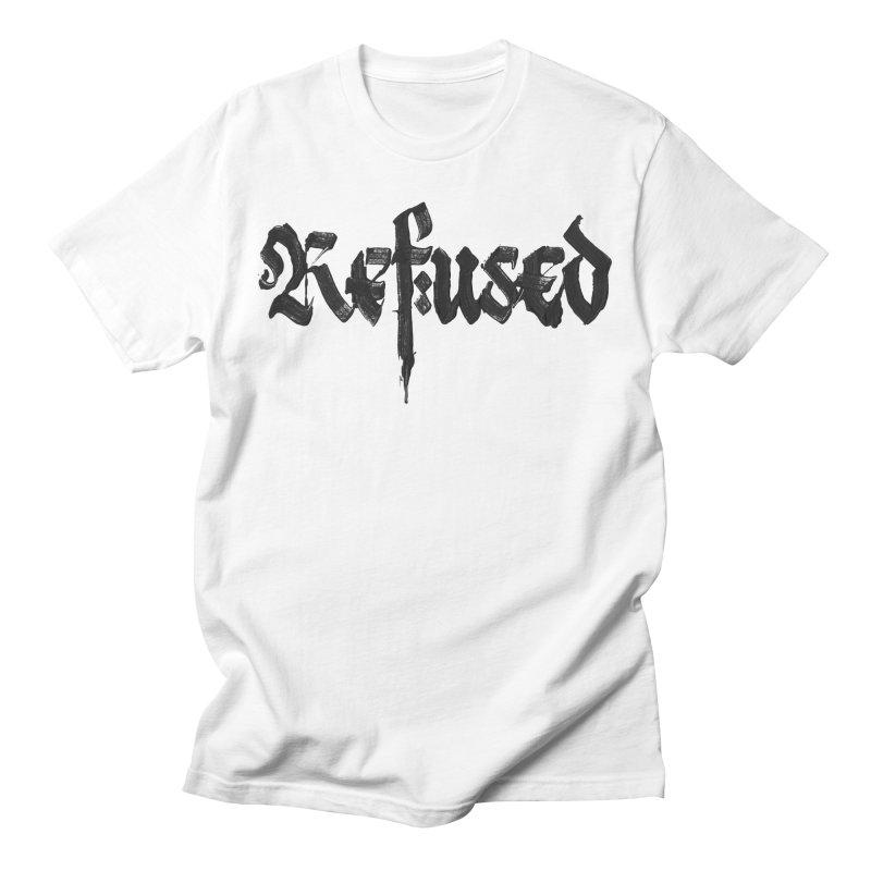 Refused Men's T-Shirt by pltnk
