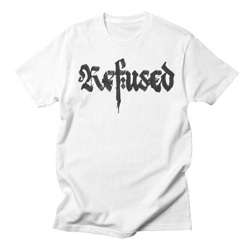 Refused Men's T-Shirt by pltnk