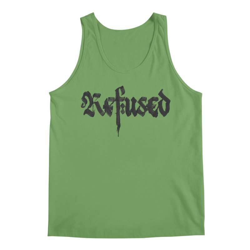 Refused Men's Tank by pltnk