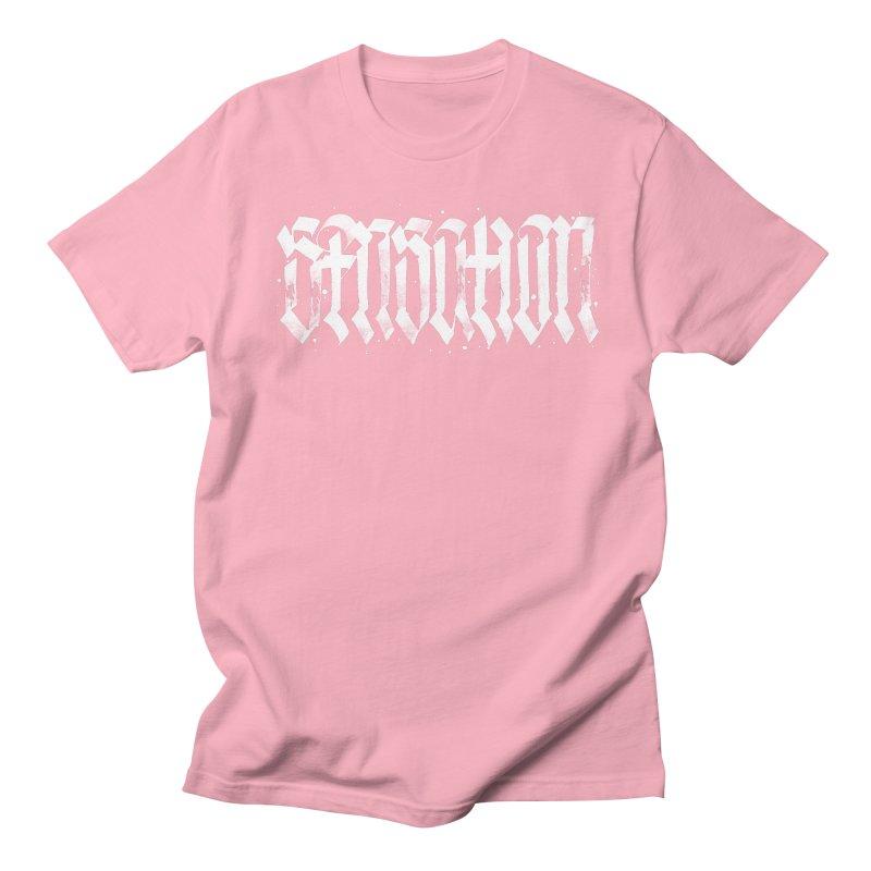 Sensation Men's T-Shirt by pltnk