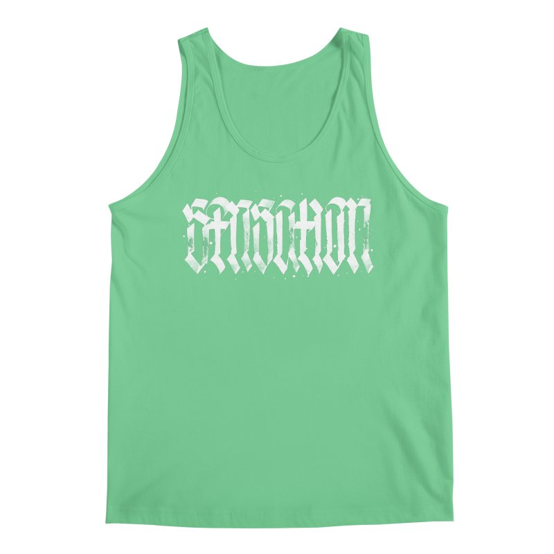 Sensation Men's Tank by pltnk