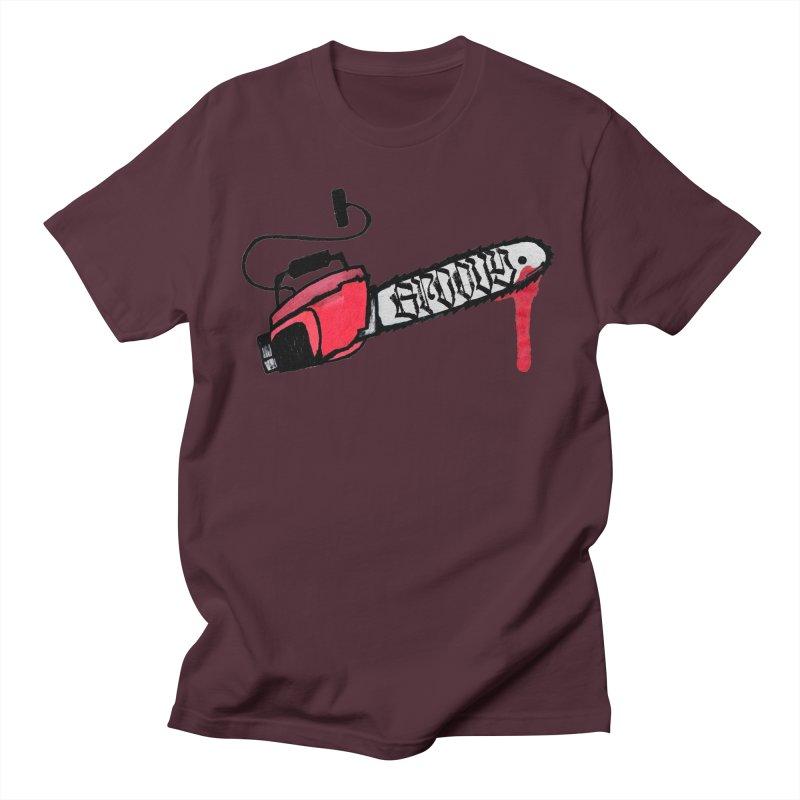 Groovy Men's T-Shirt by pltnk