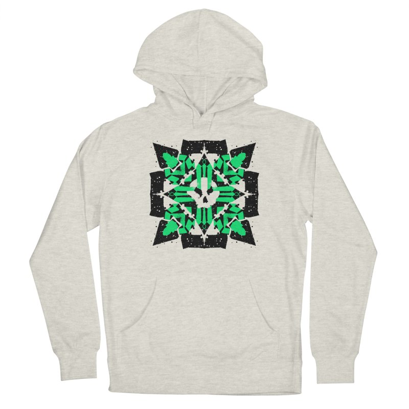 Skull 3 Men's Pullover Hoody by pltnk