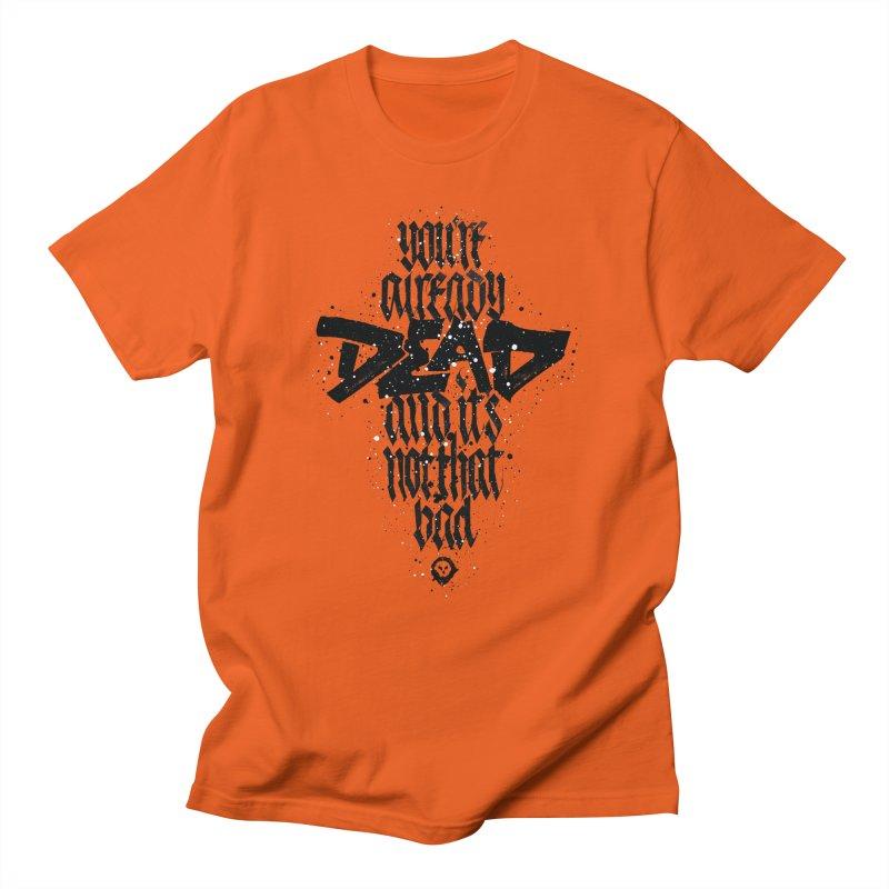 Dead Men's T-Shirt by pltnk
