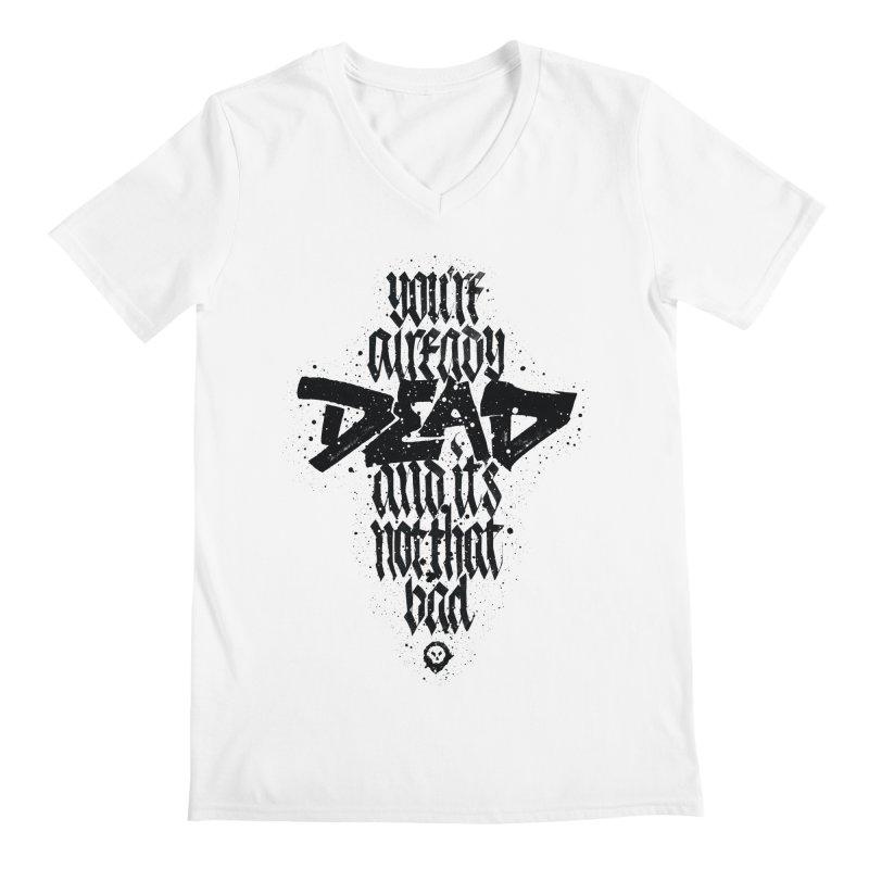 Dead Men's V-Neck by pltnk