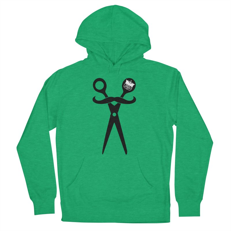 Scissors Women's French Terry Pullover Hoody by pluko's Artist Shop