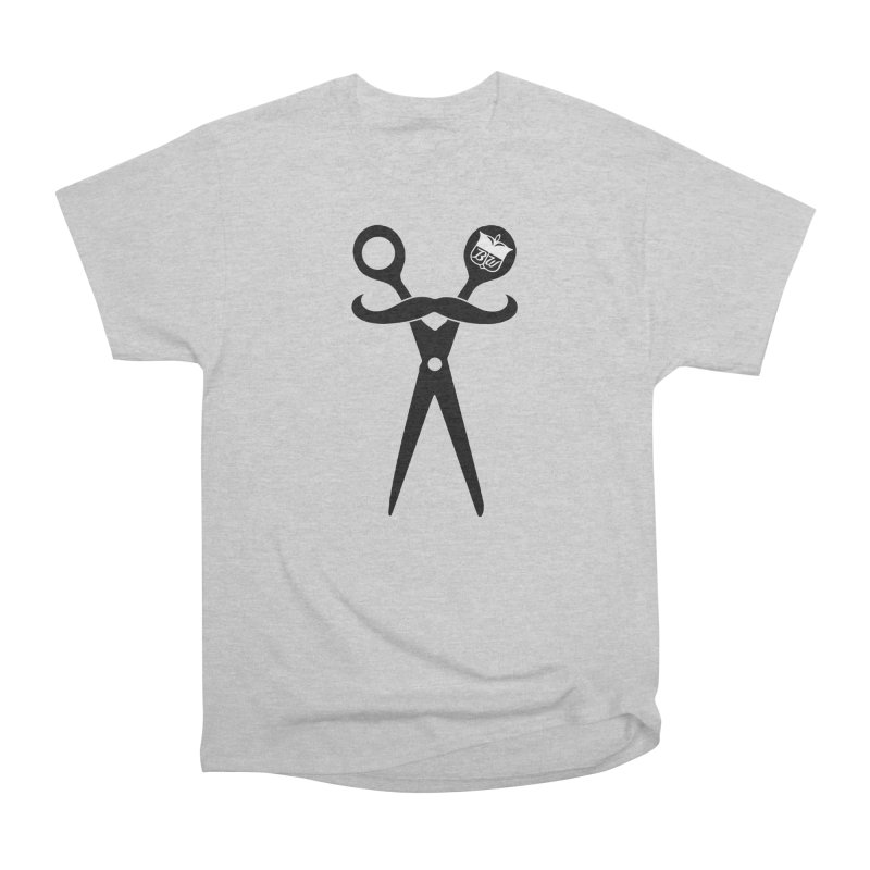 Scissors Women's Heavyweight Unisex T-Shirt by pluko's Artist Shop