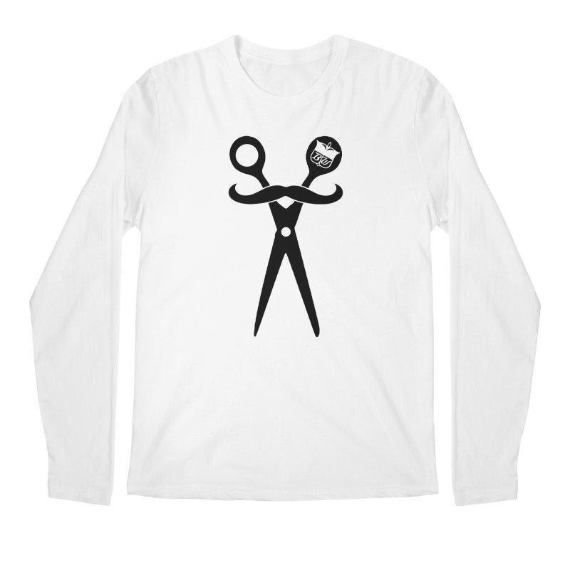 Scissors Men's Regular Longsleeve T-Shirt by pluko's Artist Shop