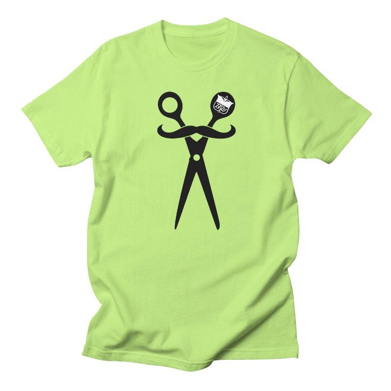 Scissors Women's Regular Unisex T-Shirt by pluko's Artist Shop