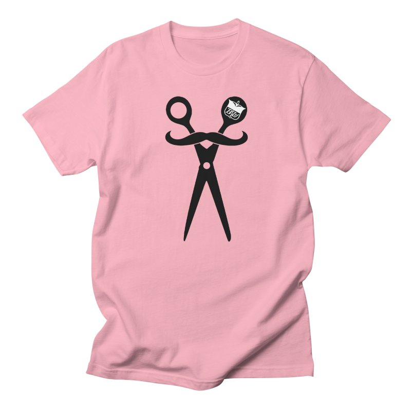 Scissors Men's Regular T-Shirt by pluko's Artist Shop