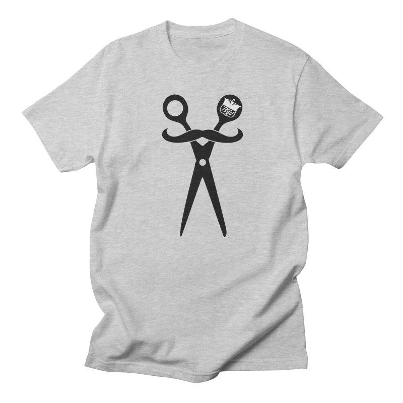 Scissors Men's Regular T-Shirt by pluko's Artist Shop