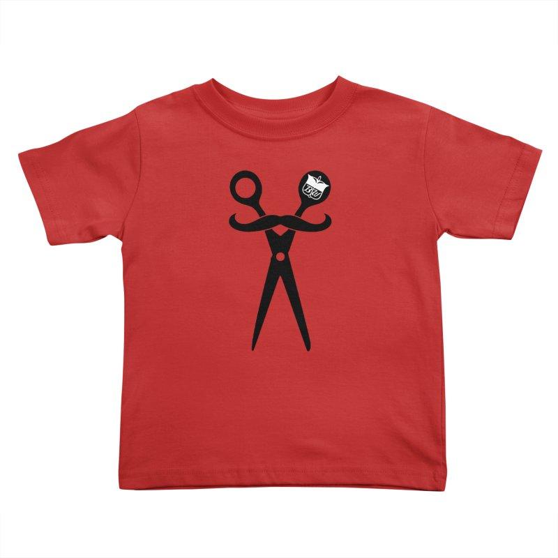 Scissors Kids Toddler T-Shirt by pluko's Artist Shop