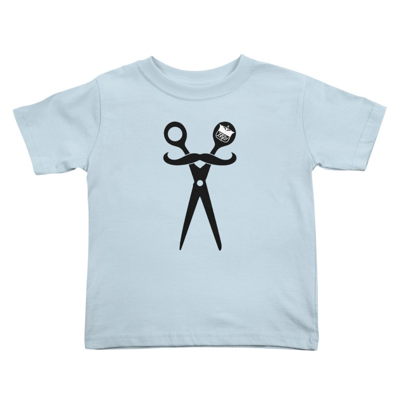 Scissors Kids Toddler T-Shirt by pluko's Artist Shop