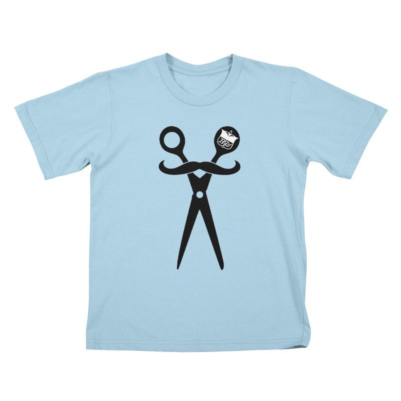 Scissors Kids T-shirt by pluko's Artist Shop