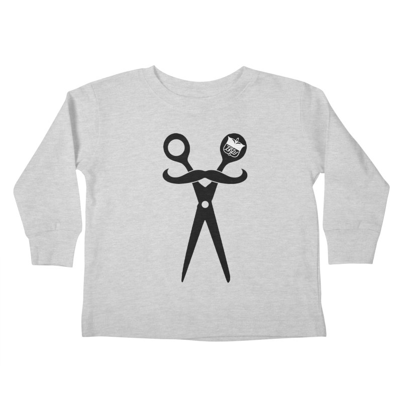 Scissors Kids Toddler Longsleeve T-Shirt by pluko's Artist Shop