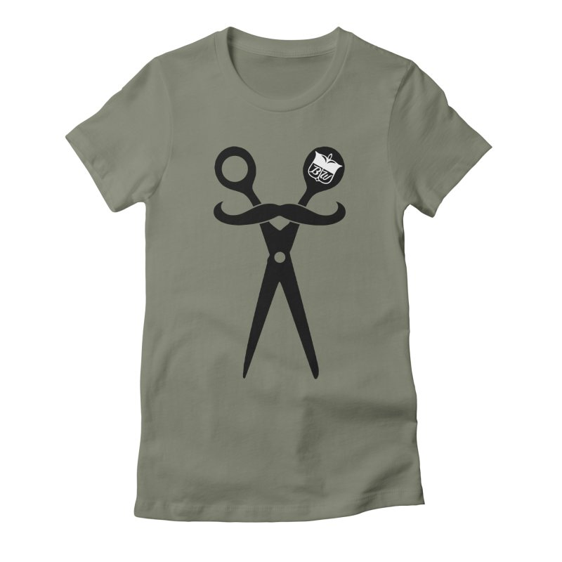 Scissors Women's T-Shirt by pluko's Artist Shop