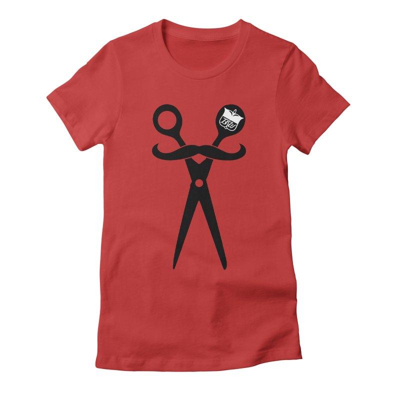 Scissors Women's T-Shirt by pluko's Artist Shop
