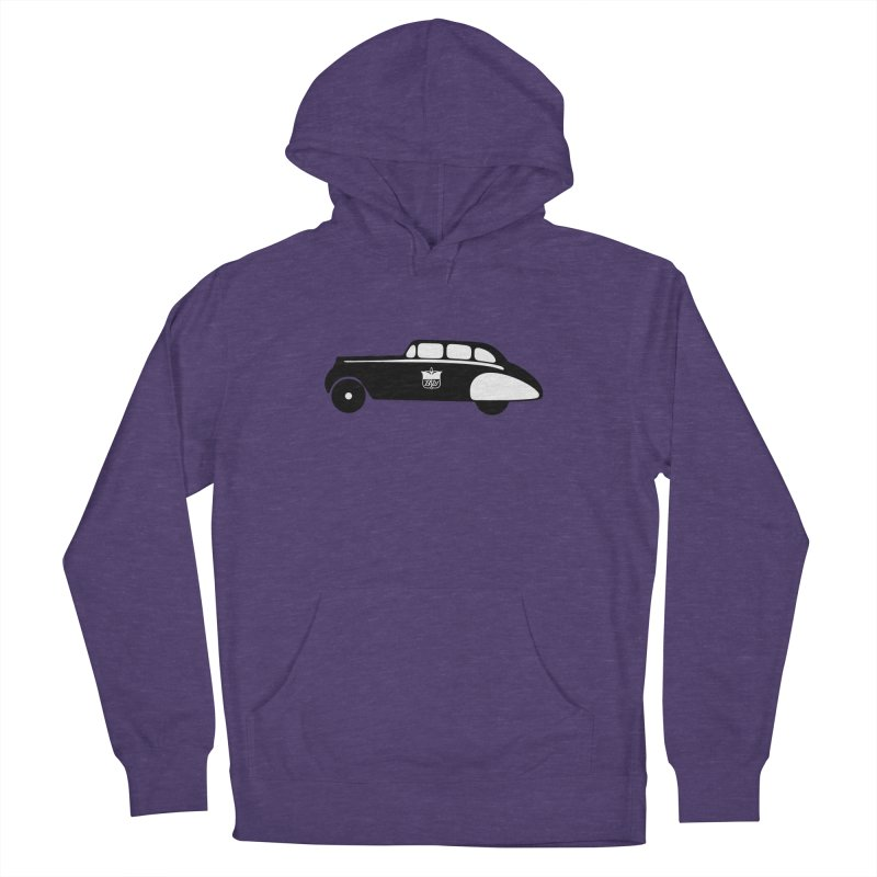 Grease Men's French Terry Pullover Hoody by pluko's Artist Shop