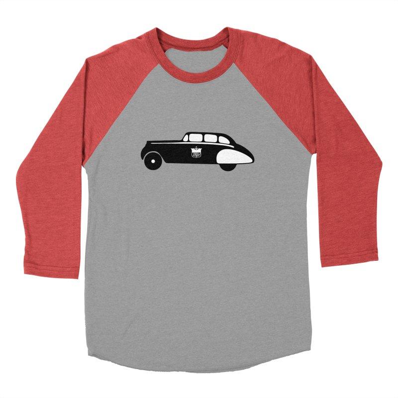 Grease Women's Baseball Triblend T-Shirt by pluko's Artist Shop