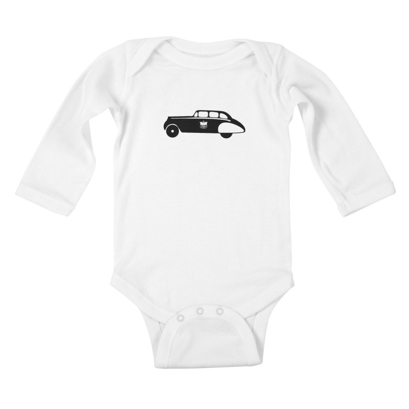 Grease Kids Baby Longsleeve Bodysuit by pluko's Artist Shop