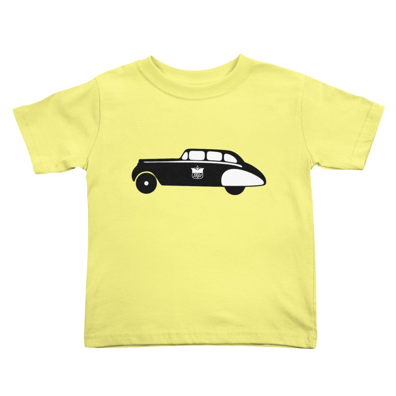 Grease Kids Toddler T-Shirt by pluko's Artist Shop