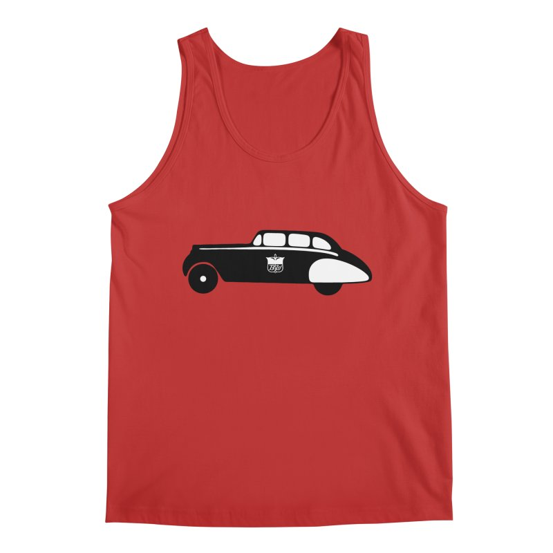 Grease Men's Regular Tank by pluko's Artist Shop