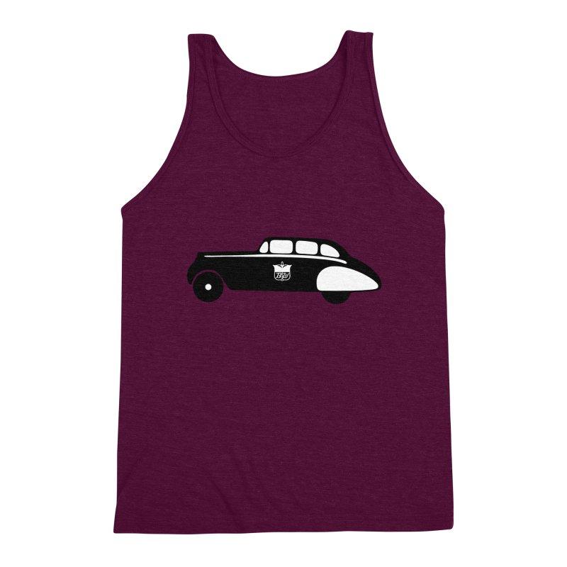 Grease Men's Triblend Tank by pluko's Artist Shop