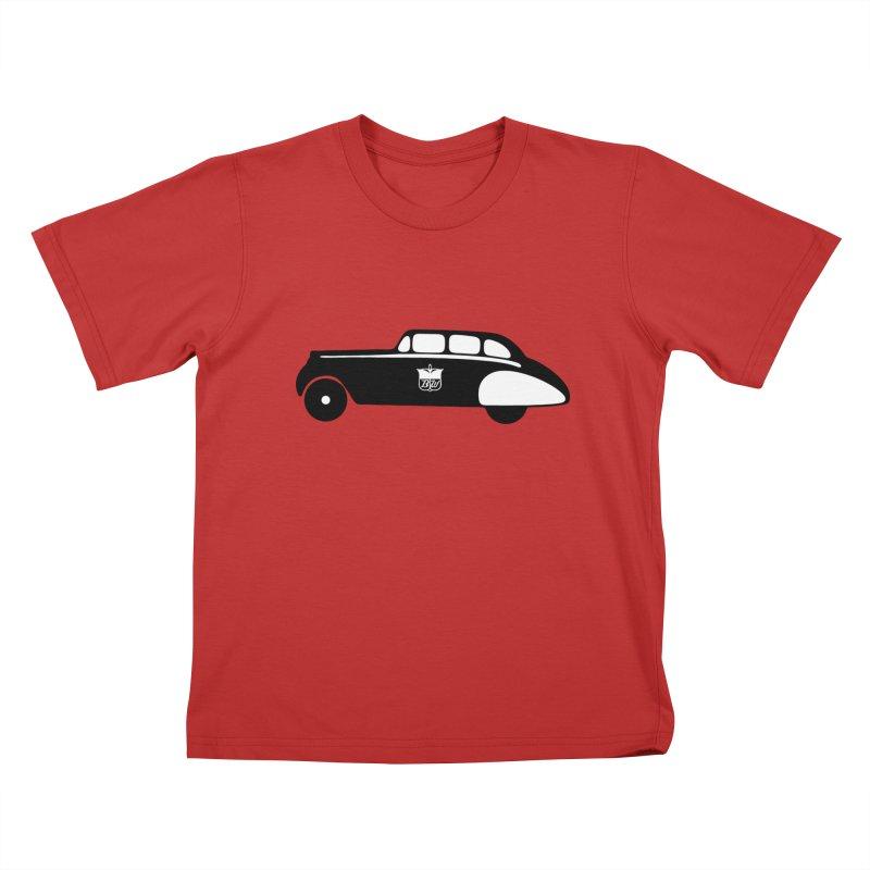 Grease Kids T-Shirt by pluko's Artist Shop