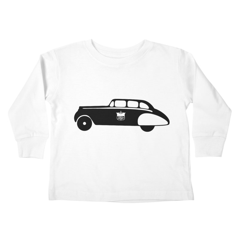 Grease Kids Toddler Longsleeve T-Shirt by pluko's Artist Shop