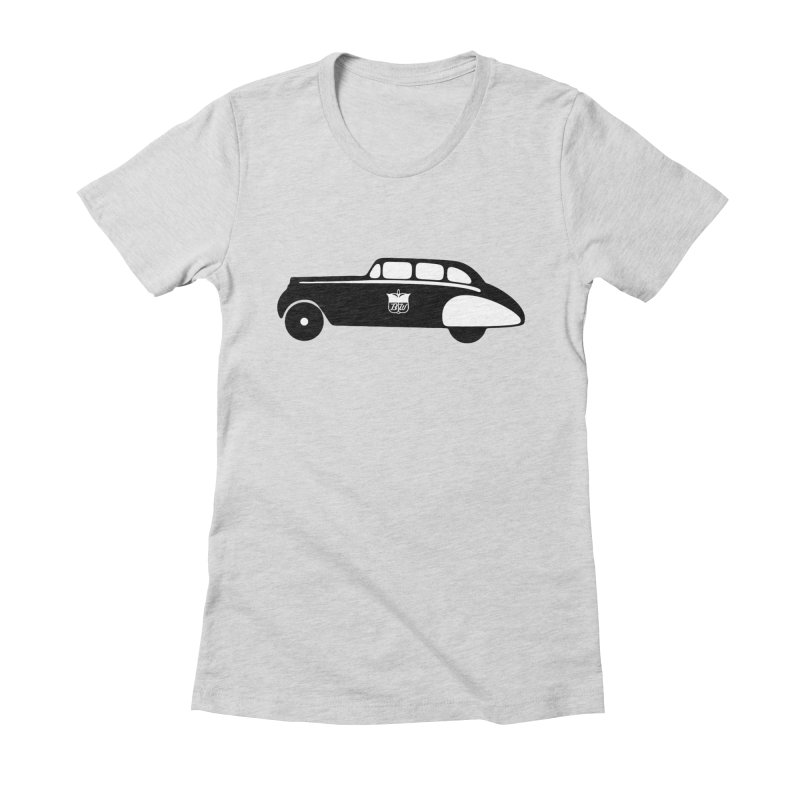 Grease Women's Fitted T-Shirt by pluko's Artist Shop