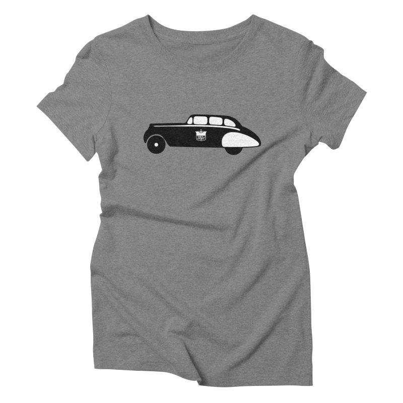 Grease Women's Triblend T-Shirt by pluko's Artist Shop