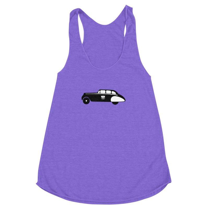 Grease Women's Racerback Triblend Tank by pluko's Artist Shop