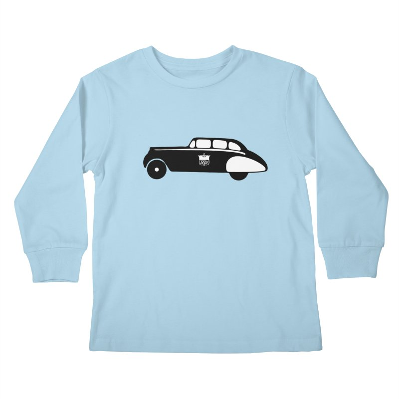 Grease Kids Longsleeve T-Shirt by pluko's Artist Shop