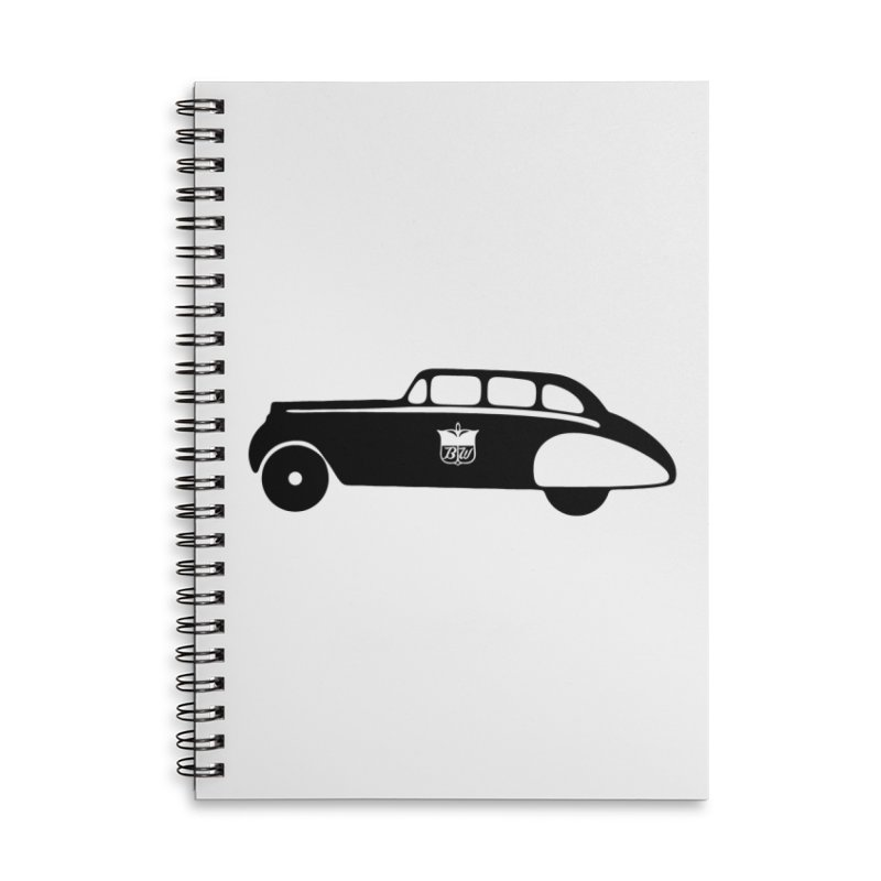 Grease Accessories Lined Spiral Notebook by pluko's Artist Shop