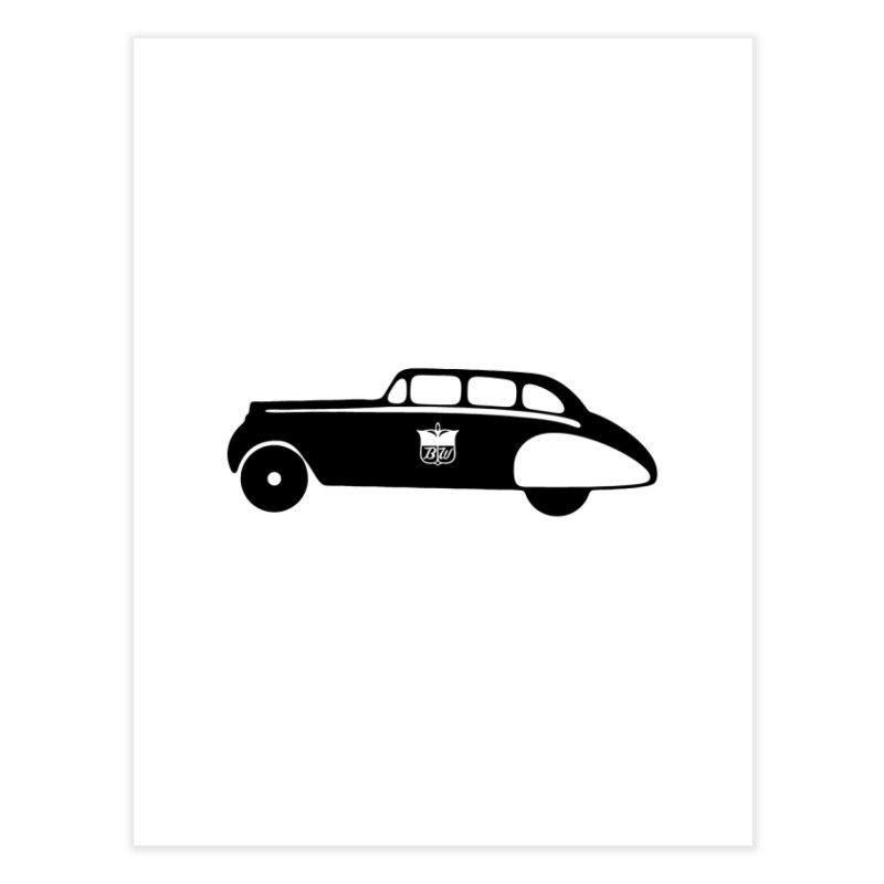 Grease Home Fine Art Print by pluko's Artist Shop