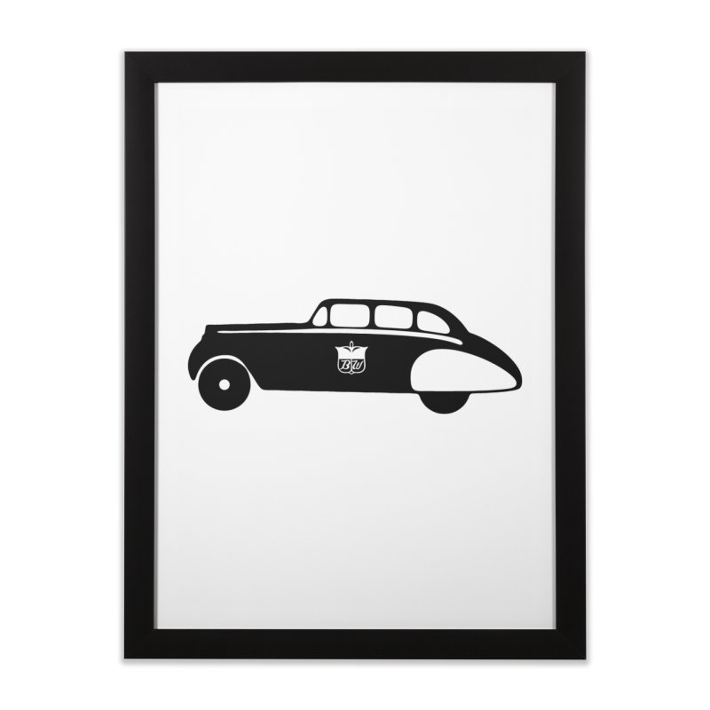 Grease Home Framed Fine Art Print by pluko's Artist Shop